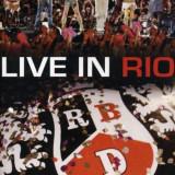 RBD - Live in Rio ( 1 DVD ) - Muzica Latino