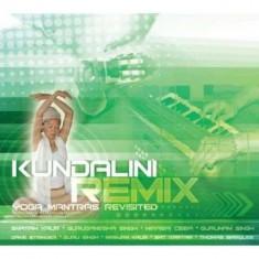 V. A. ( Spirit Voyage) - Kundalini Remix: Yoga Mantras Revisited ( 1 CD ) - Muzica Chillout