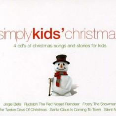 Artisti Diversi - Simply Kids Christmas ( 4 CD ) - Muzica Sarbatori