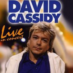 David Cassidy - Live In Concert ( 1 CD ) - Muzica Pop