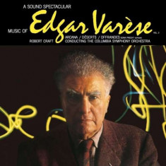 Edgard Varese - Music of Edgar..2 -Ltd- ( 1 VINYL ) - Muzica Clasica
