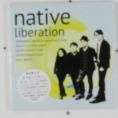Native - Liberation ( 1 CD ) - Muzica Jazz