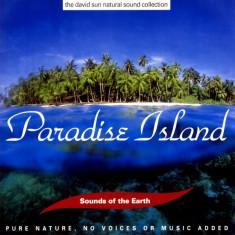 Sounds of the Earth - Paradise Island ( 1 CD ) - Muzica Ambientala