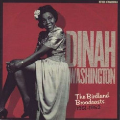 Dinah Washington - Birdland Broadcasts1951. ( 1 CD ) - Muzica Blues