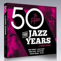 V/A - Jazz Years - the Fifties ( 3 CD ) - Muzica Jazz