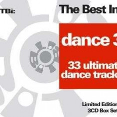 Artisti Diversi - Best In Dance 3 ( 3 CD ) - Muzica Dance