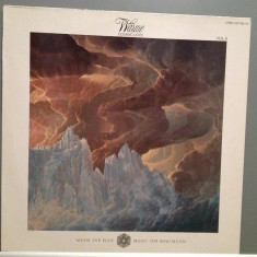 WARME - COSMIC LOVE by KITARO (1984/POLYDOR REC/RFG) - Vinil/IMPECABIL(NM), universal records