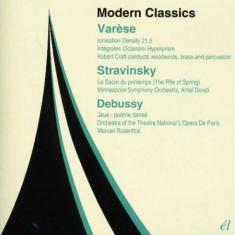 Edgard Varese - Modern Classics ( 1 CD ) - Muzica Clasica