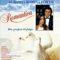 Al Bano & Romina Power - Romantica ( 1 CD ) - Muzica Dance