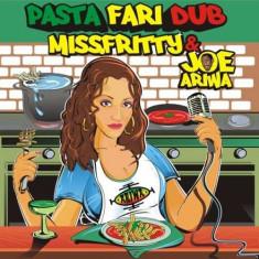Miss Fritty & Joe Ariwa - Pastafari Dub ( 1 VINYL ) - Muzica Drum and Bass