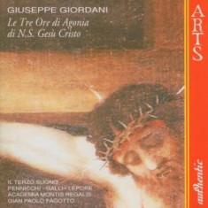 G. Giordani - Academia Montis Ragali/Fagotto ( 1 CD ) - Muzica Clasica