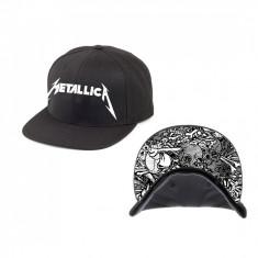 Sapca Metallica - Black Damage - Sepca/Palarie