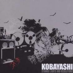 Kobayashi - Strange Lights &.. ( 1 CD ) - Muzica Drum and Bass