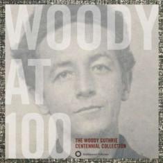 Woody Guthrie - Woody At 100 ( 4 CD ) - Muzica Country