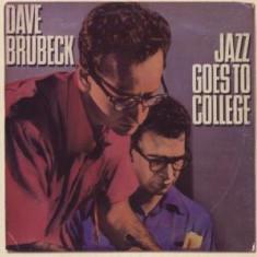 Dave Brubeck Quartet - Jazz Goes To College ( 1 CD ) - Muzica Jazz