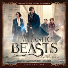 OST - Fantastic Beasts..-Deluxe ( 2 CD ) - Muzica soundtrack