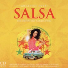 Artisti Diversi - Greatest Ever Salsa ( 3 CD ) - Muzica Ambientala