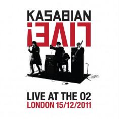 Kasabian - Velociraptor Live At The O2 ( 1 BLU-RAY ) - Muzica Rock