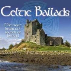 Artisti Diversi - Celtic Ballads ( 1 CD ) - Muzica Folk