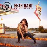 Beth Hart - Fire On The Floor ( 1 VINYL )
