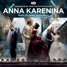 OST - Anna Karenina ( 1 CD ) - Muzica soundtrack