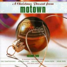 Artisti Diversi - A Christmas Present from Motown ( 1 CD ) - Muzica Sarbatori
