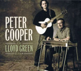 Peter Cooper - Lloyd Green Album ( 1 CD )