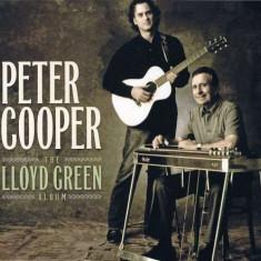 Peter Cooper - Lloyd Green Album ( 1 CD ) - Muzica Pop