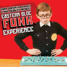 Artisti Diversi - Eastern Bloc Funk Experience ( 1 CD ) - Muzica Ambientala