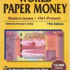 Catalog World Paper Money 1961 - present !! NOU