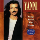 Yanni - Songs From The Heart ( 2 CD )