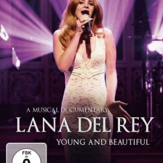Lana Del Rey - Young And Beautiful ( 1 DVD ) - Muzica Pop