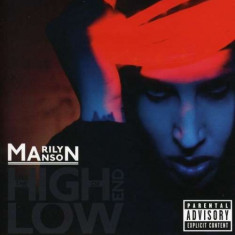 Marilyn Manson - High End Of Low ( 1 CD ) - Muzica Rock