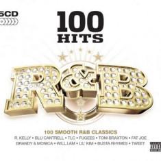 Artisti Diversi - 100 Hits R& B ( 5 CD ) - Muzica R&B