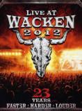 V/A - Live At Wacken 2012 ( 3 DVD )