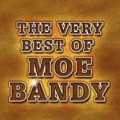 Moe Bandy - Very Best of Moe Bandy ( 1 CD )