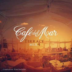 Artisti Diversi - Cafe Del Mar Terrace Mix 4 ( 1 CD ) - Muzica Chillout