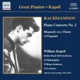 S. Rachmaninov - Piano Concerto No.2 ( 1 CD ) - Muzica Clasica
