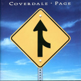 David Coverdale, Jimmy Page - Coverdale and Page ( 1 CD )