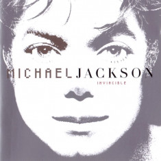 Michael Jackson - Invincible ( 1 CD ) - Muzica Pop