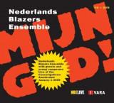 Nederlands Blazers Ensemb - Mijn God!.. -Cd+Dvd- ( 1 CD + 1 DVD )