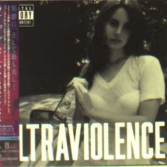Lana Del Rey - Ultraviolence -15tr.- ( 1 CD ) - Muzica Pop