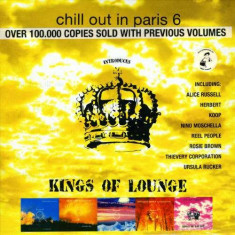 V/A - Chill Out In Paris 6 ( 1 CD ) - Muzica Chillout