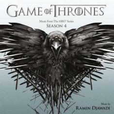 OST - Game of Thrones 4 ( 2 VINYL ) - Muzica soundtrack