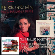 Arthur Fiedler - Pops Goes the Trumpet,.. ( 2 CD )
