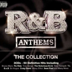 V/A - R&B Anthems - The.. ( 3 CD ) - Muzica R&B