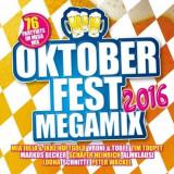 V/A - Oktoberfest Megamix 2016 ( 2 CD )