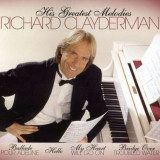 Richard Clayderman - His Greatest Melodies ( 2 CD )