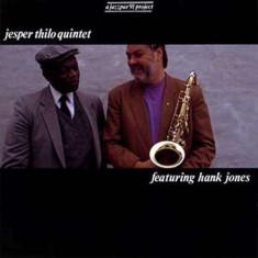 Jesper Thilo - Featuring Hank Jones ( 1 CD ) - Muzica Jazz