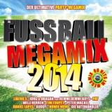 V/A - Fussball Megamix 2014 ( 2 CD )